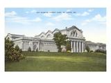 Art Museum  St Louis  Missouri