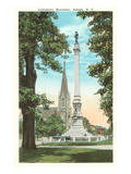 Confederate Monument  Raleigh  North Carolina