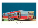 High Style  Big Trailer  Retro