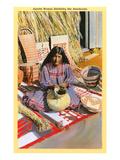 Apache Basket Weaver