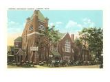 Central Methodist Church  Lansing  Michigan