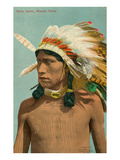 Wander Horse  Sioux Indian