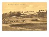 Old Fort  Mackinac Island  Michigan