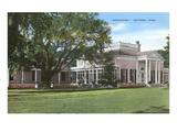 Monteigne Mansion  Natchez  Mississippi