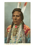 Curley  Crow Indian  General Custer&#39;s Scout