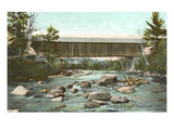 Swift River Bridge  Conway  New Hampshire