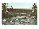 Swift River Bridge  Conway  New Hampshire