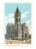 City Hall  Grand Rapids  Michigan