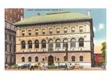 Library  Washington Park  Newark  New Jersey