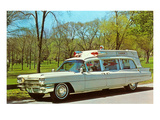 Cadillac Ambulance  Retro