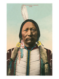 Ute Indian Chief Buckskin Charley