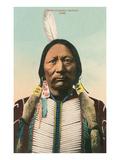 Ute Indian Chief Buckskin Charley