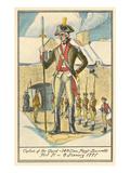 Captain of the Guard  Fort Ticonderoga