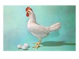 Chicken and Eggs  Retro
