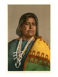 Elle of Ganado  Navajo Weaver