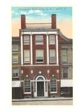Athenaeum  Portsmouth  New Hampshire