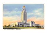 State Capitol  Lincoln  Nebraska
