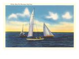 Sailing on Mississippi Gulf Coast