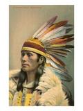 Standing Wolf  Cheyenne Indian