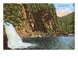 Linville Falls  Western North Carolina