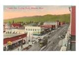 Higgins Avenue  Missoula  Montana