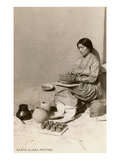 Santa Clara Pueblo Potter Severa Tafoya