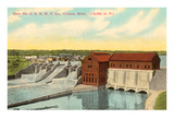 Dam  Croton  Michigan