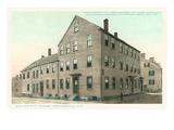 William Pitt Tavern  Portsmouth  New Hampshire