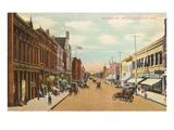 Second Street  Hastings  Nebraska