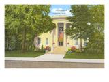 Governor's Mansion  Jackson  Mississippi