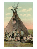 Plains Indians Tepee
