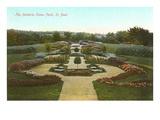 Parterre  Como Park  St Paul  Minnesota