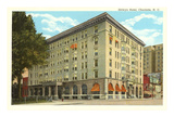 Selwyn Hotel  Charlotte  North Carolina