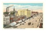 Washington Avenue  Lansing  Michigan