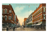 Seventh Street  St Paul  Minnesota