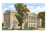 Old Capitol  Jackson  Mississippi