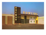 Rocmar Bowling Alley  Retro