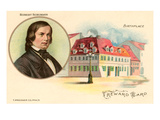 Robert Schumann and Birthplace
