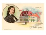 Robert Schumann and Birthplace