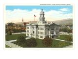 Courthouse  Missoula  Montana