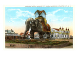 Elephant Hotel  Atlantic City  New Jersey