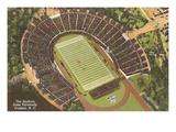 Duke Stadium  Durham  North Carolina