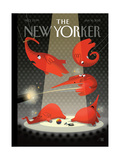 The New Yorker Cover - January 16  2012