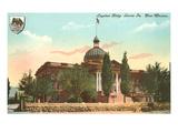 State Capitol  Santa Fe  New Mexico