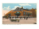 Park Place Station  Newark  New Jersey