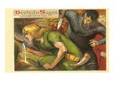 Death of Siegfried