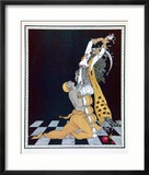 Scheherazade  from the Series Designs on the Dances of Vaslav Nijinsky