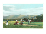 Golf at Bretton Woods  White Mountains  New Hampshire