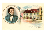 Franz Schubert and Birthplace
