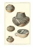 Pots from Awatobi Burial